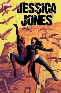 Marvel February 2020 solicits: Jessica Jones #4