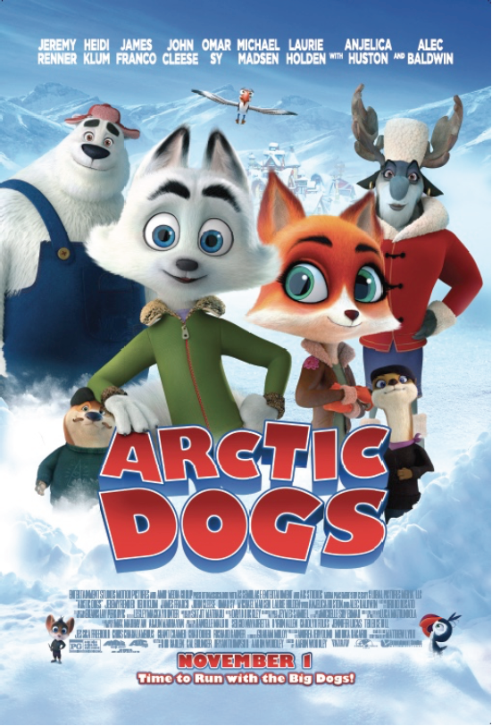 arctic-dogs-poster