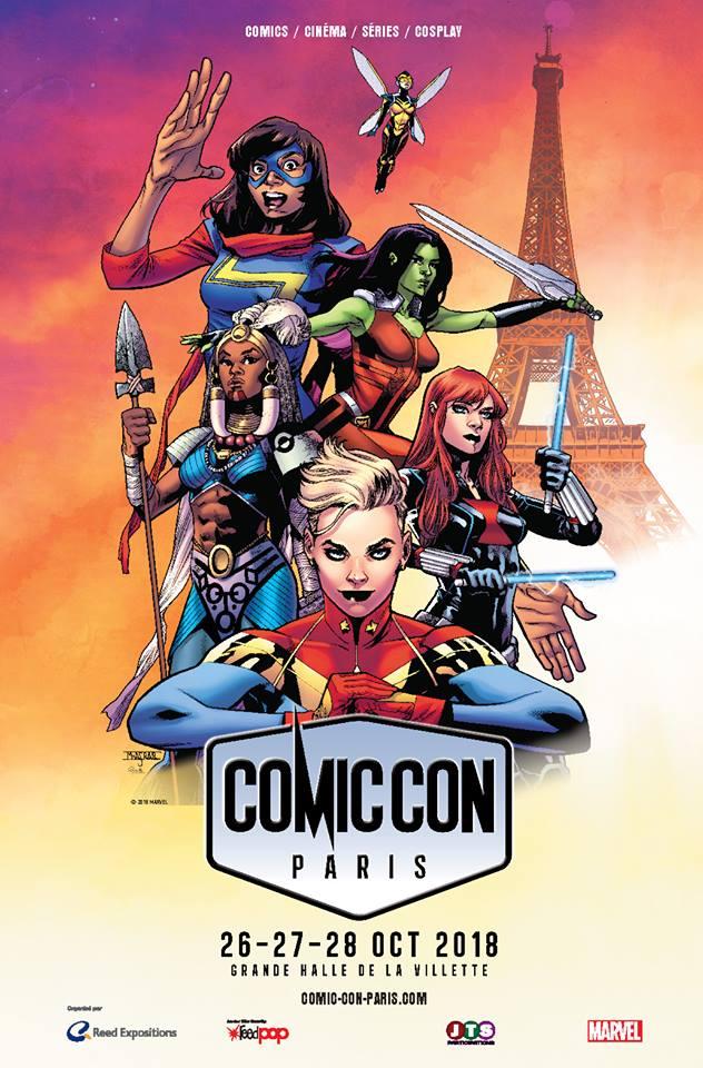 Comic-Con-Paris-Affiche