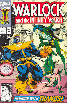 warlock-and-the-infinity-watch-comics-8-issues-46219