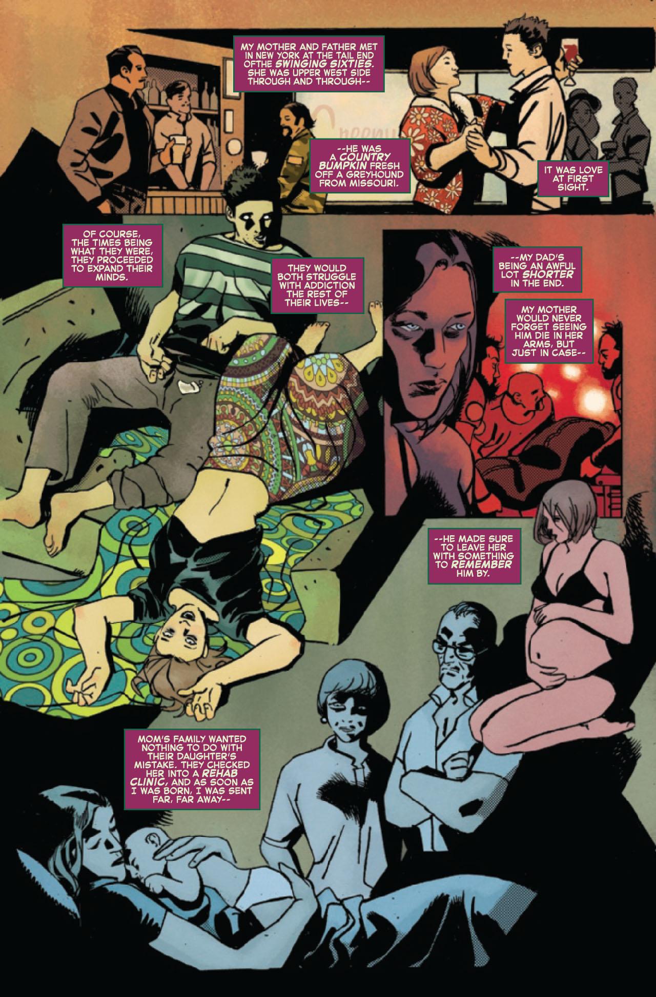 Amazing Spider-Man Sins Prelude #12