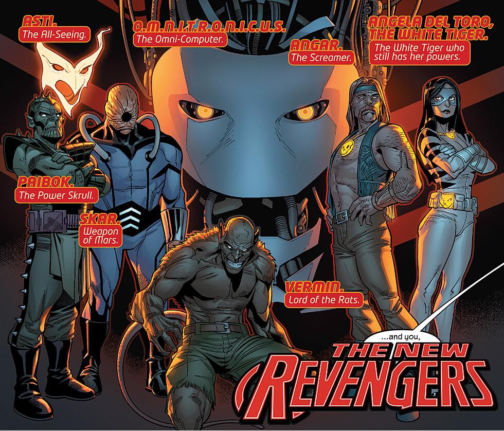 New-Revengers