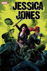 Marvel February 2020 solicits: Jessica Jones #3