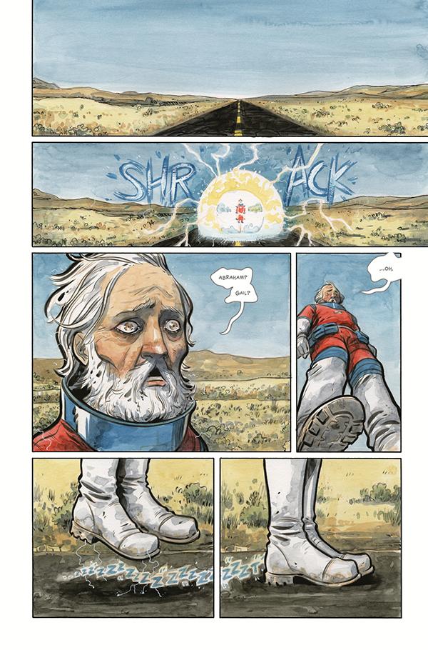 Colonel Weird Cosmagog #11