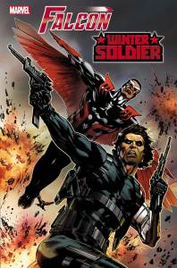 Marvel February 2020 solicits: Falcon & Winter Soldier #1