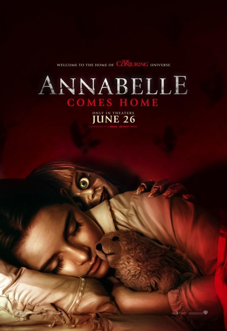 ANNABELLE : LA TRILOGIE - Films - Sanctuary