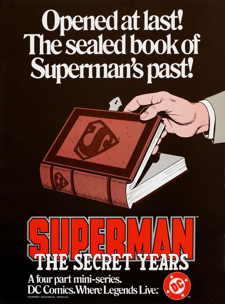 1984 - Superman Secret Years