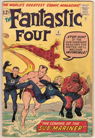 fantastic-four-comics-4-issues-15067