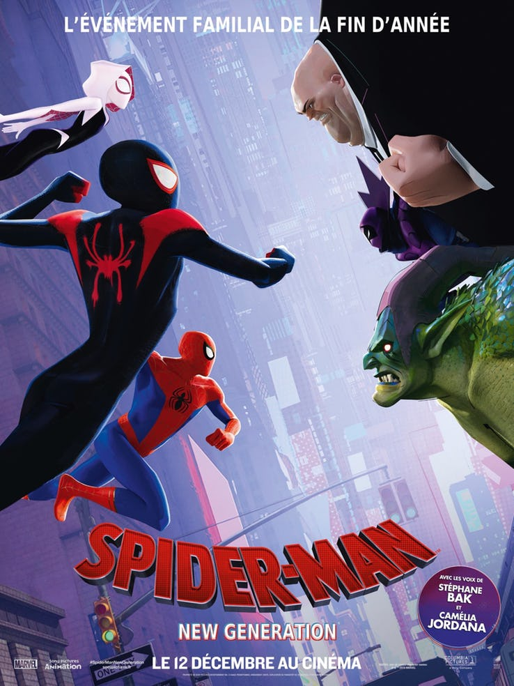 into-the-spider-verse-french-poster