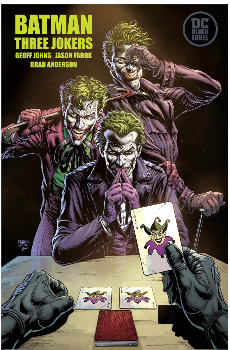Three-Jokers
