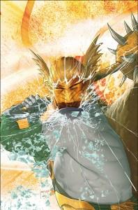 DC Comics March 2020 solicits: Hawkman #22