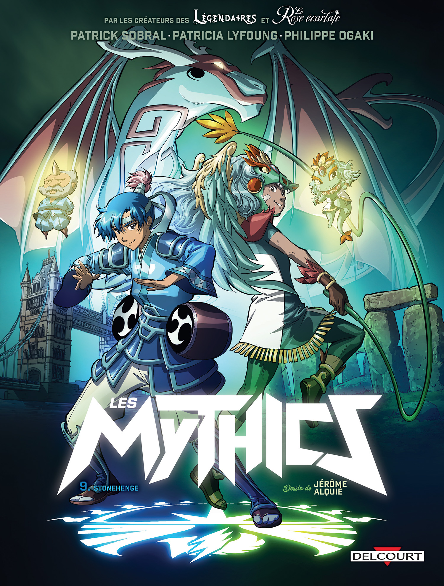 mythicsT9