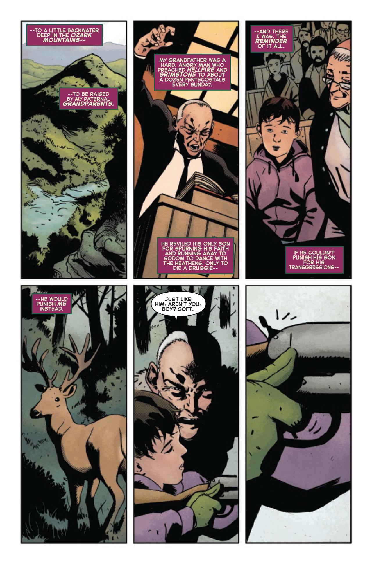 Amazing Spider-Man Sins Prelude #13