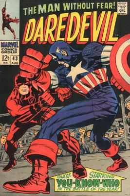 daredevil-comics-43-issues-v1-1964-1998-33721