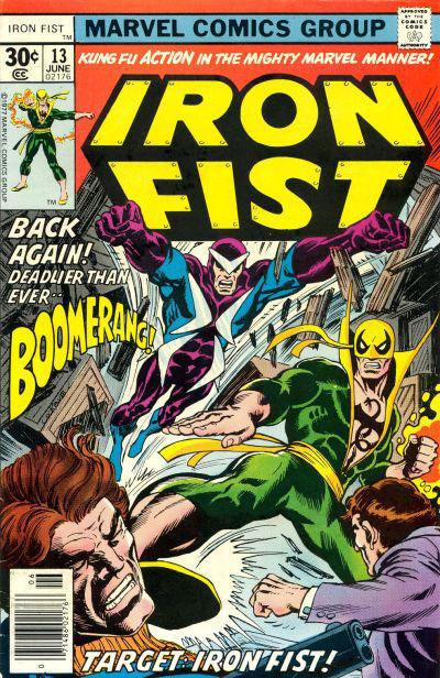 iron-fist-comics-13-issues-v1-1975-1977-70066