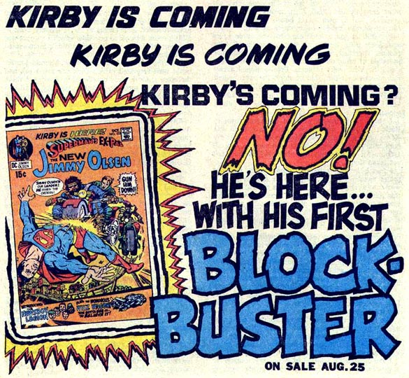 Kirby is coming