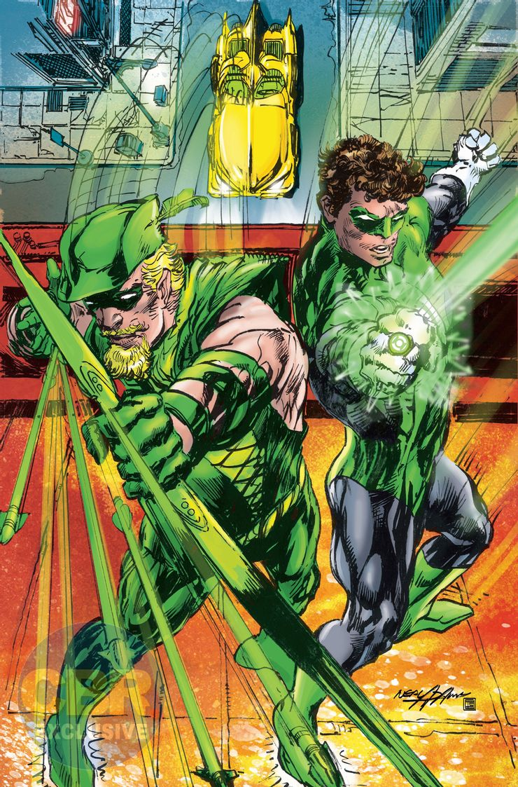 Green-Arrow-80th-Anniversary-60-s-Variant-cover-by-Neal-Adams-1