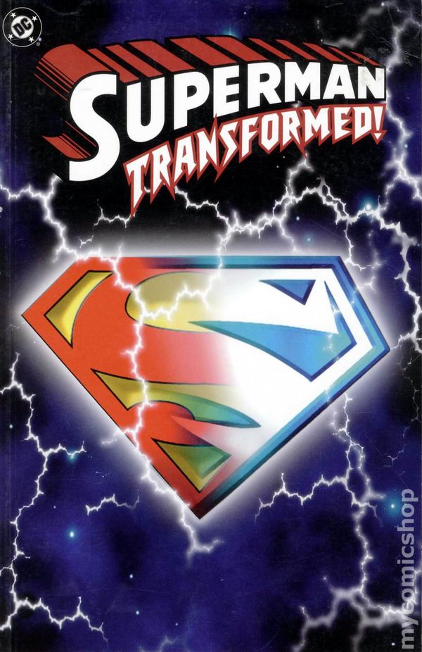 SupermanTransformed