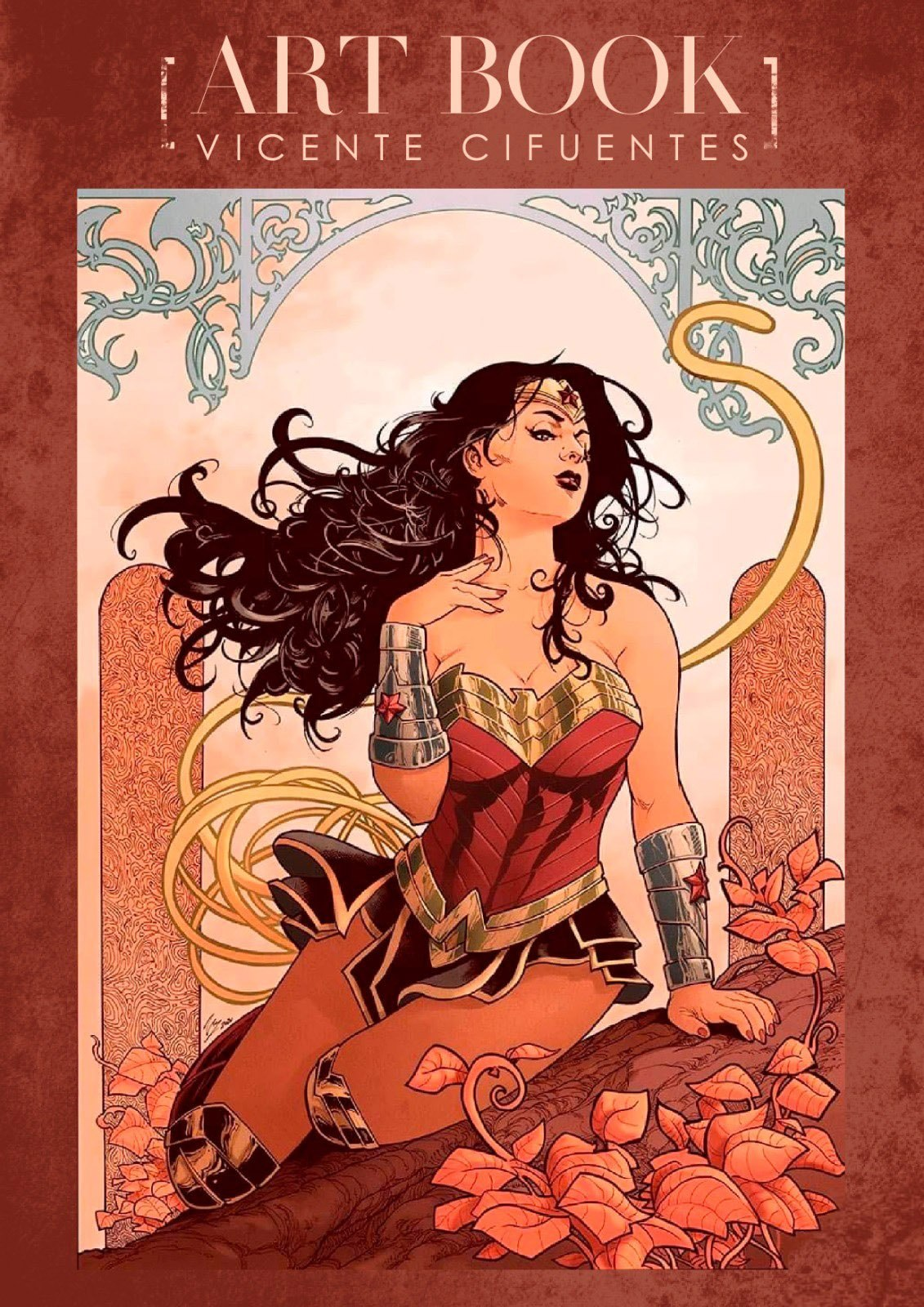 Wonder Woman by Vicente Cifuentes 2