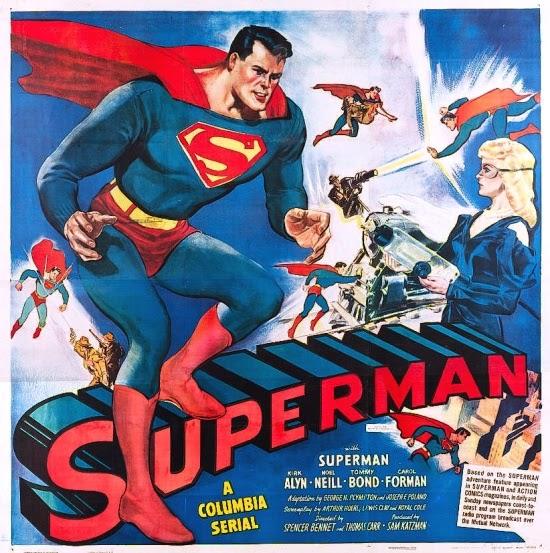 Superman - 1948 6sht 550