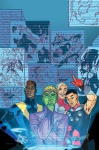 DC Comics March 2020 solicits: Legion of Super-Heroes #5