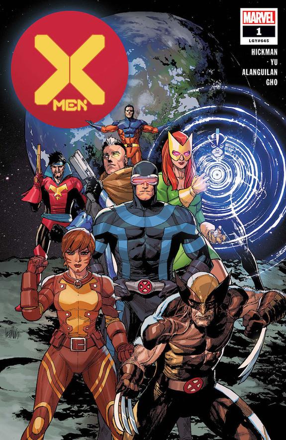 Marvel Unlimited April releases