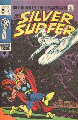 silver-surfer-comics-4-issues-v1-1968-1970-39152