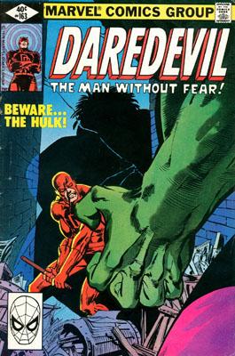daredevil-comics-163-issues-v1-1964-1998-33841