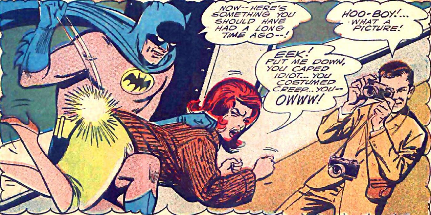 bat-spanking-display