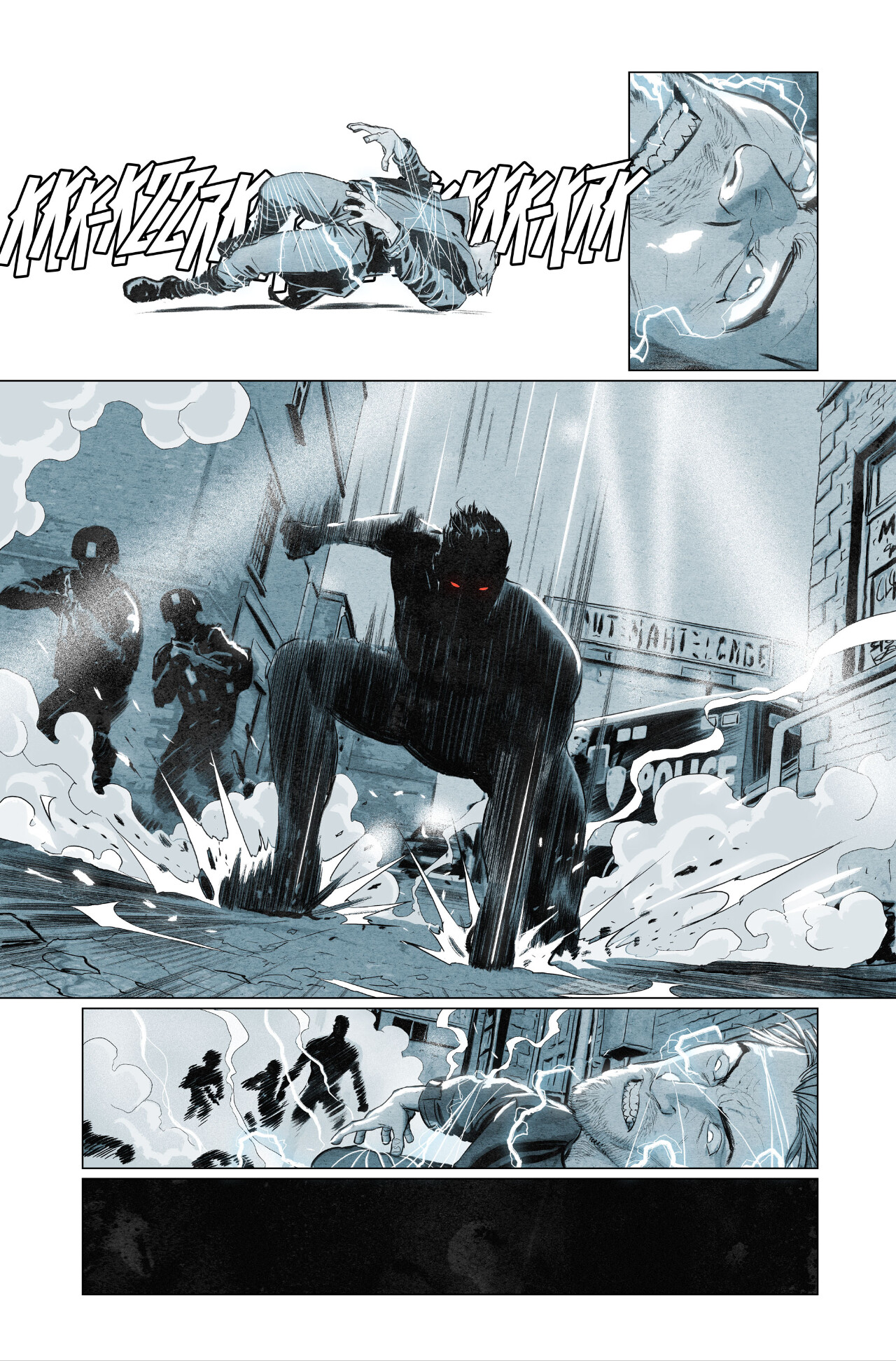 Superman and The Authority11