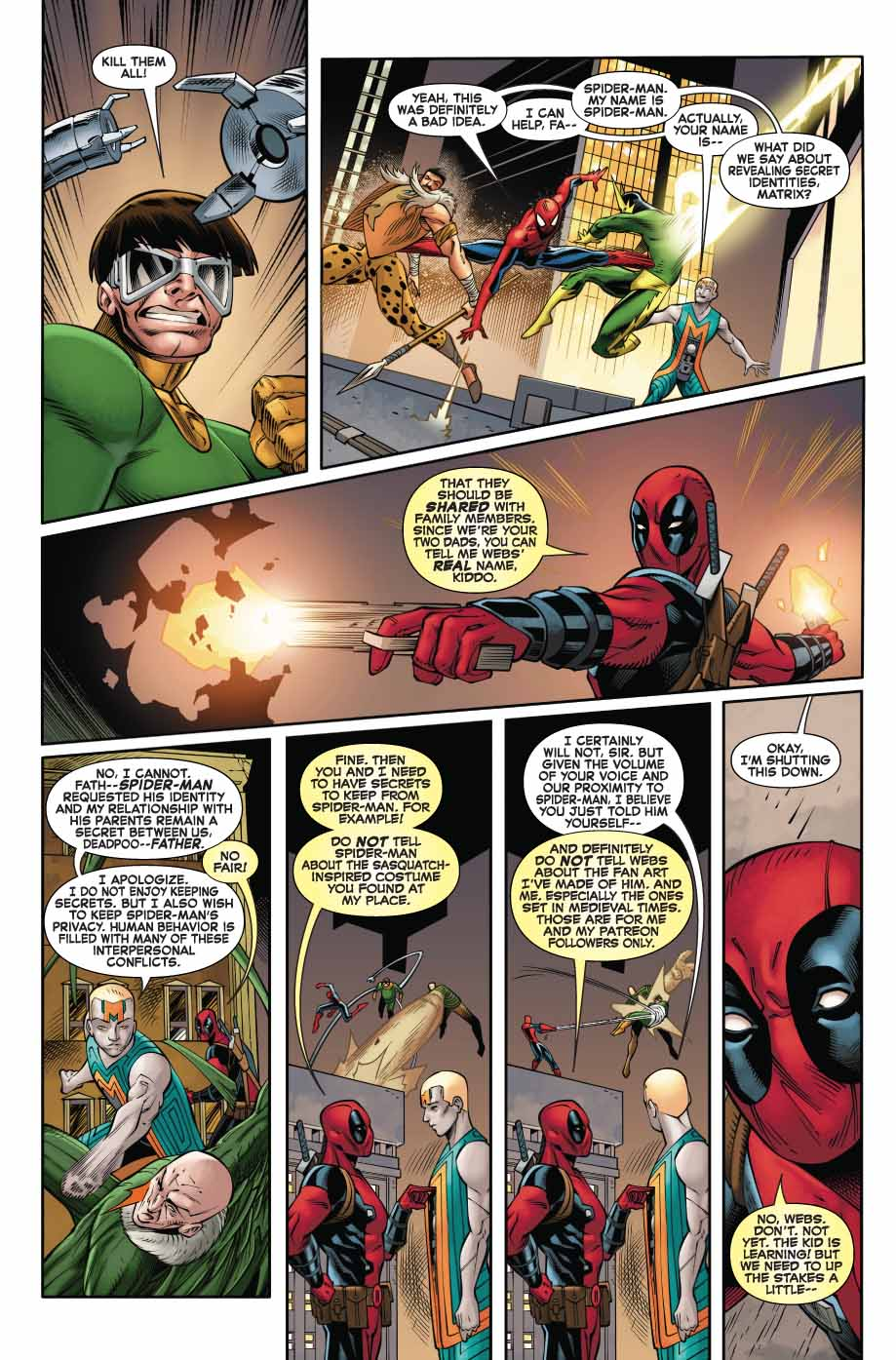 spidermandeadpool373