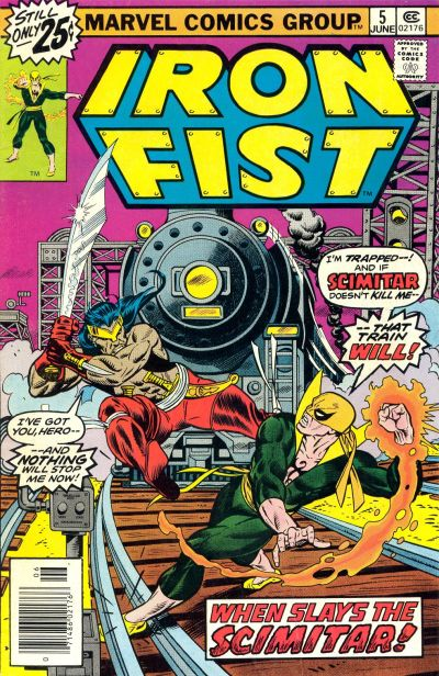 iron-fist-comics-5-issues-v1-1975-1977-70058