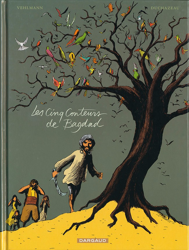 CinqConteursDeBagdad-cover