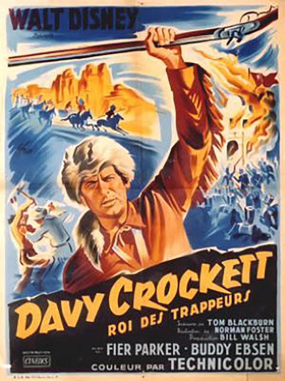 affiche-davy-crockett-roi-trappeurs-01