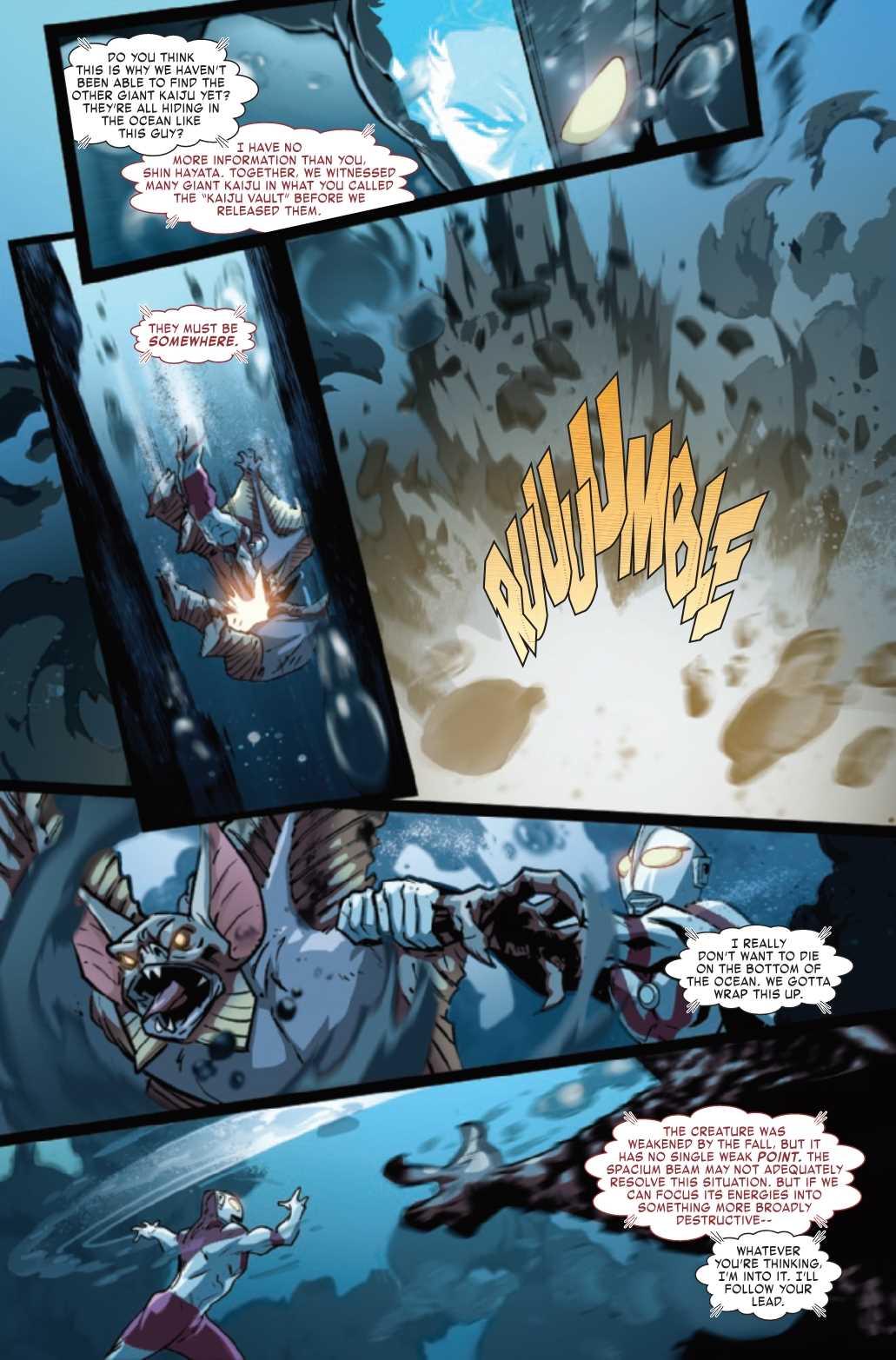 The Trials of Ultraman #13