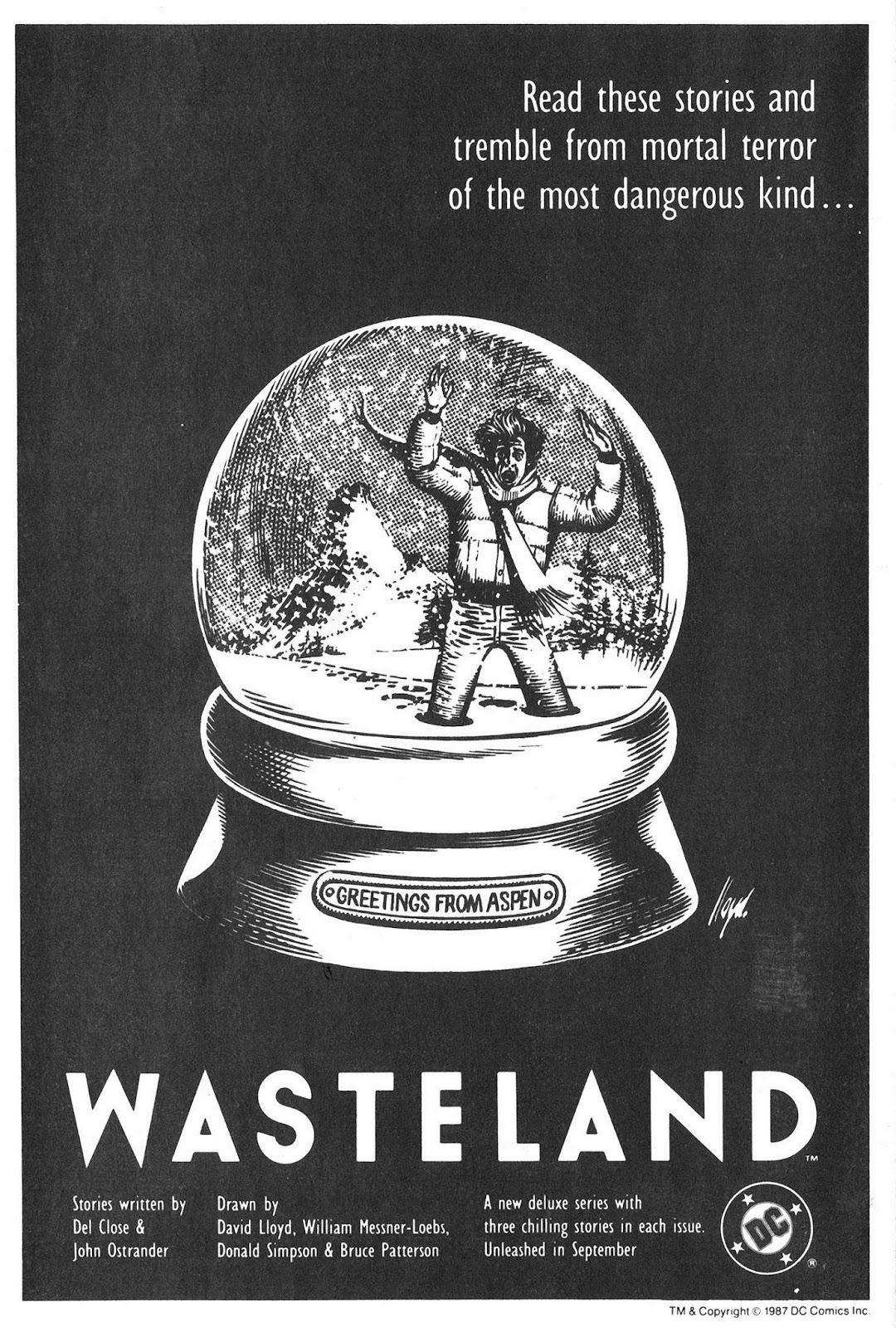 1987 - Wasteland Ad 003 AM126