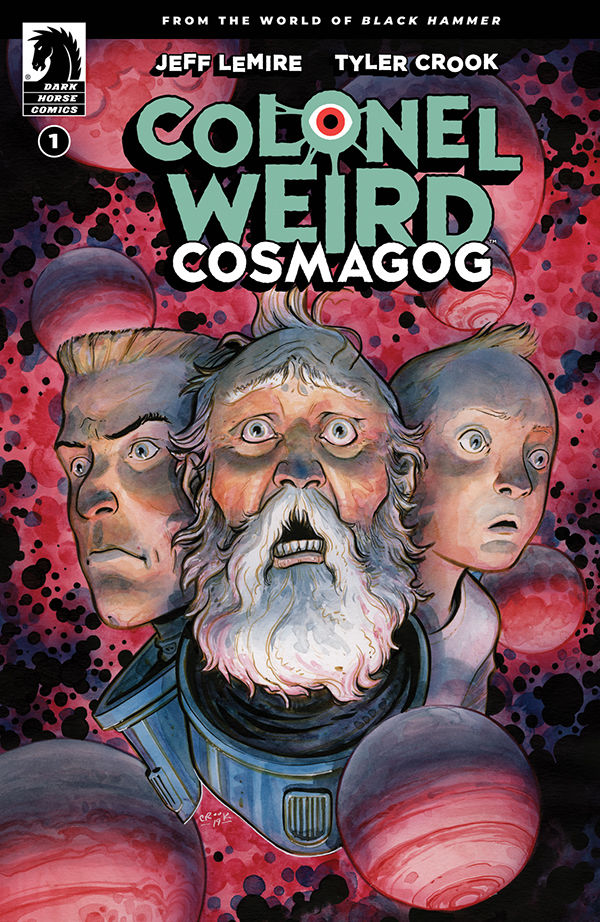 Colonel Weird Cosmagog #1a