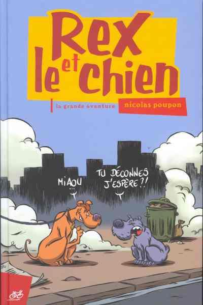 RexEtLeChien-cover