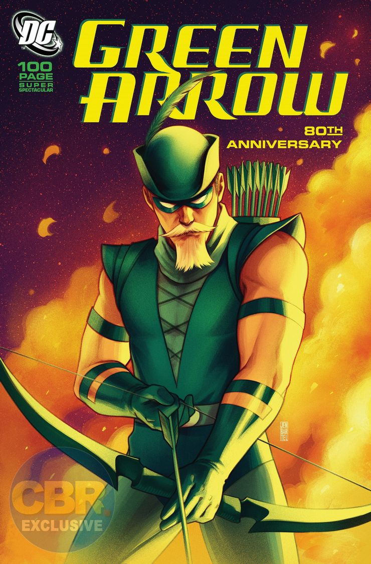 Green-Arrow-80th-Anniversary-2000s-Variant-cover-by-Jen-Bartel-1