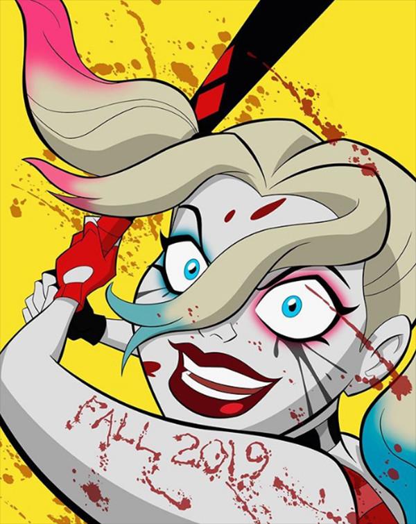 Harley Quinn [Série animée - 2019] 6020f3d1cbbba20c259352b3181ad9c9d9eefbba