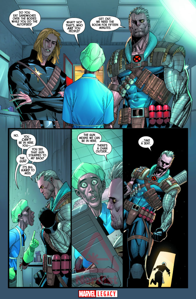 Marvel-Cable-150-Page-2-Preview-674x1024