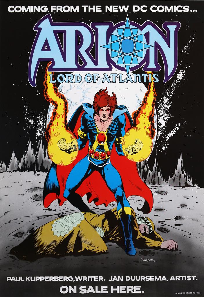 1982 - Arion Lord of Atlantis