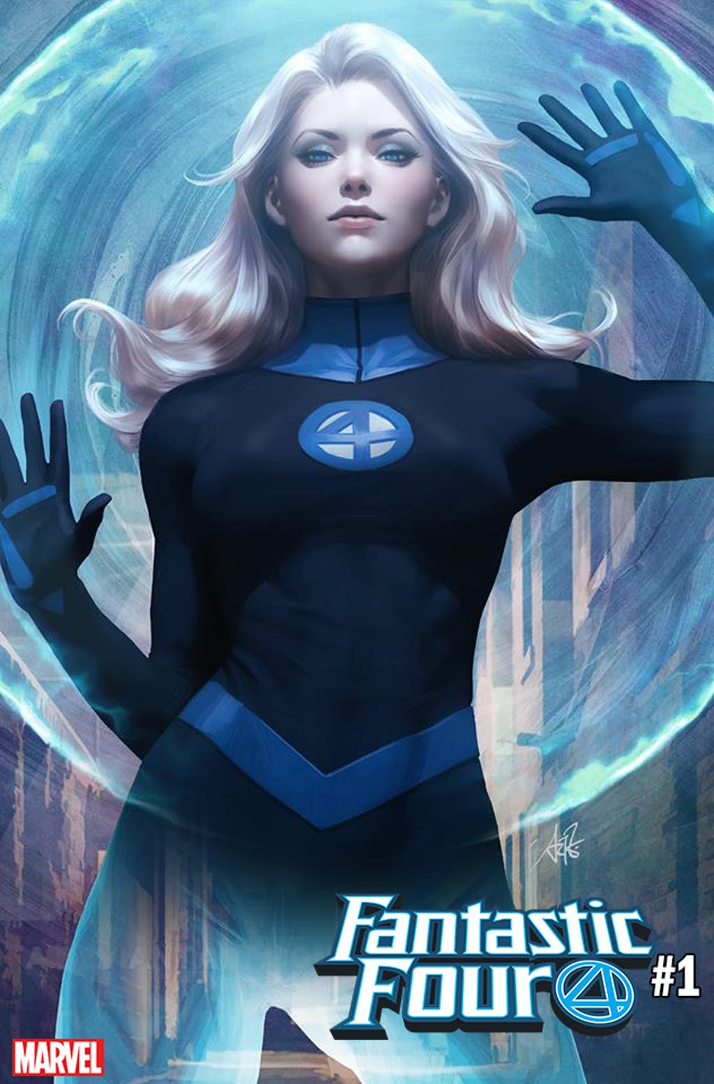 FF-1-InvisibleWoman-ARTGERM