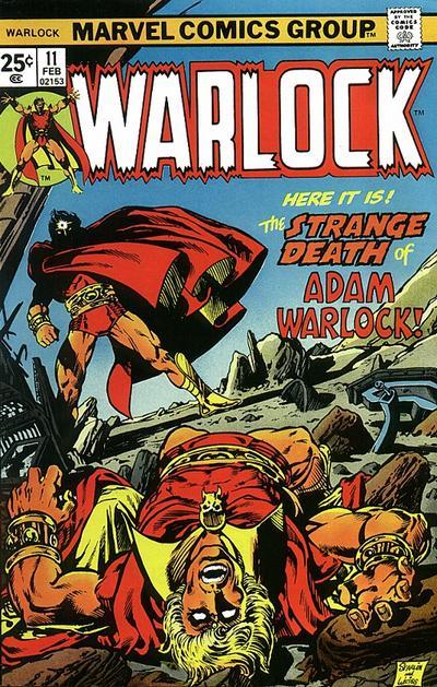 warlock-comics-11-issues-v1-1972-1976-111663