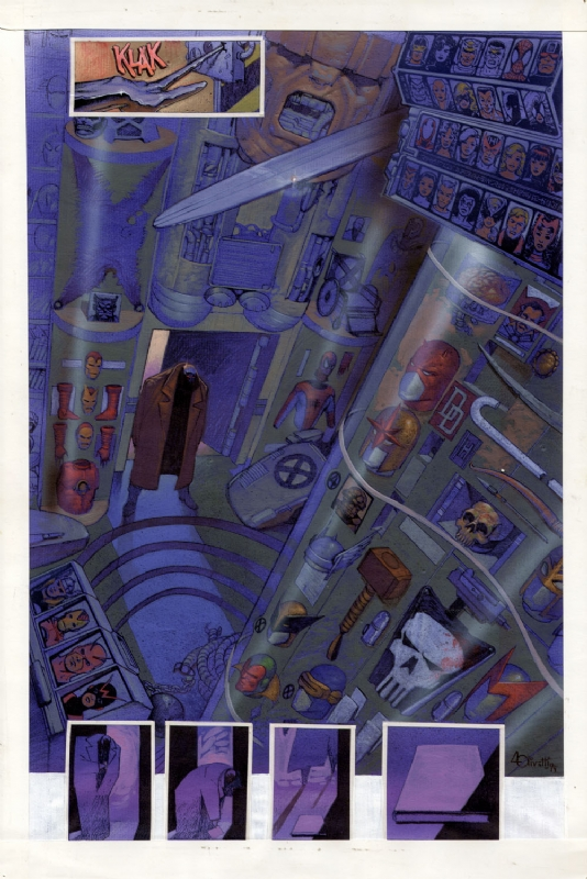 Olivetti - Last Avengers Story n.1 p.40