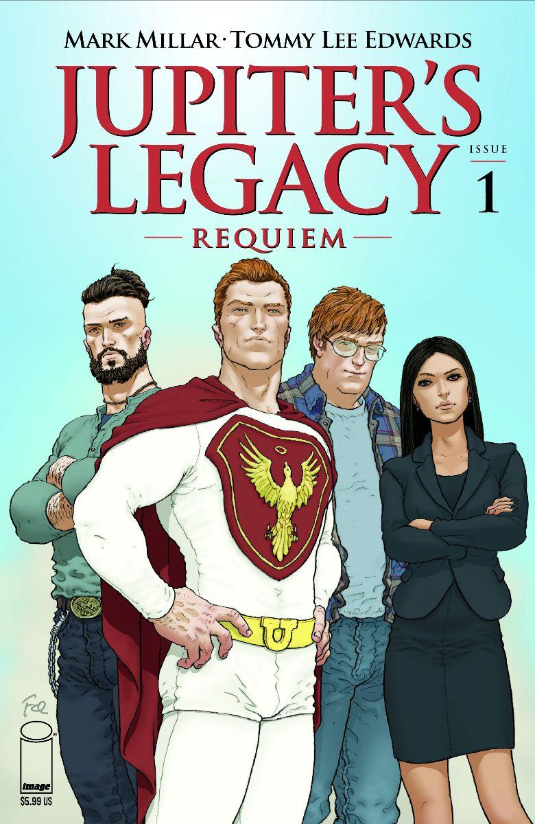 Jupiter's Legacy Requiem #1a