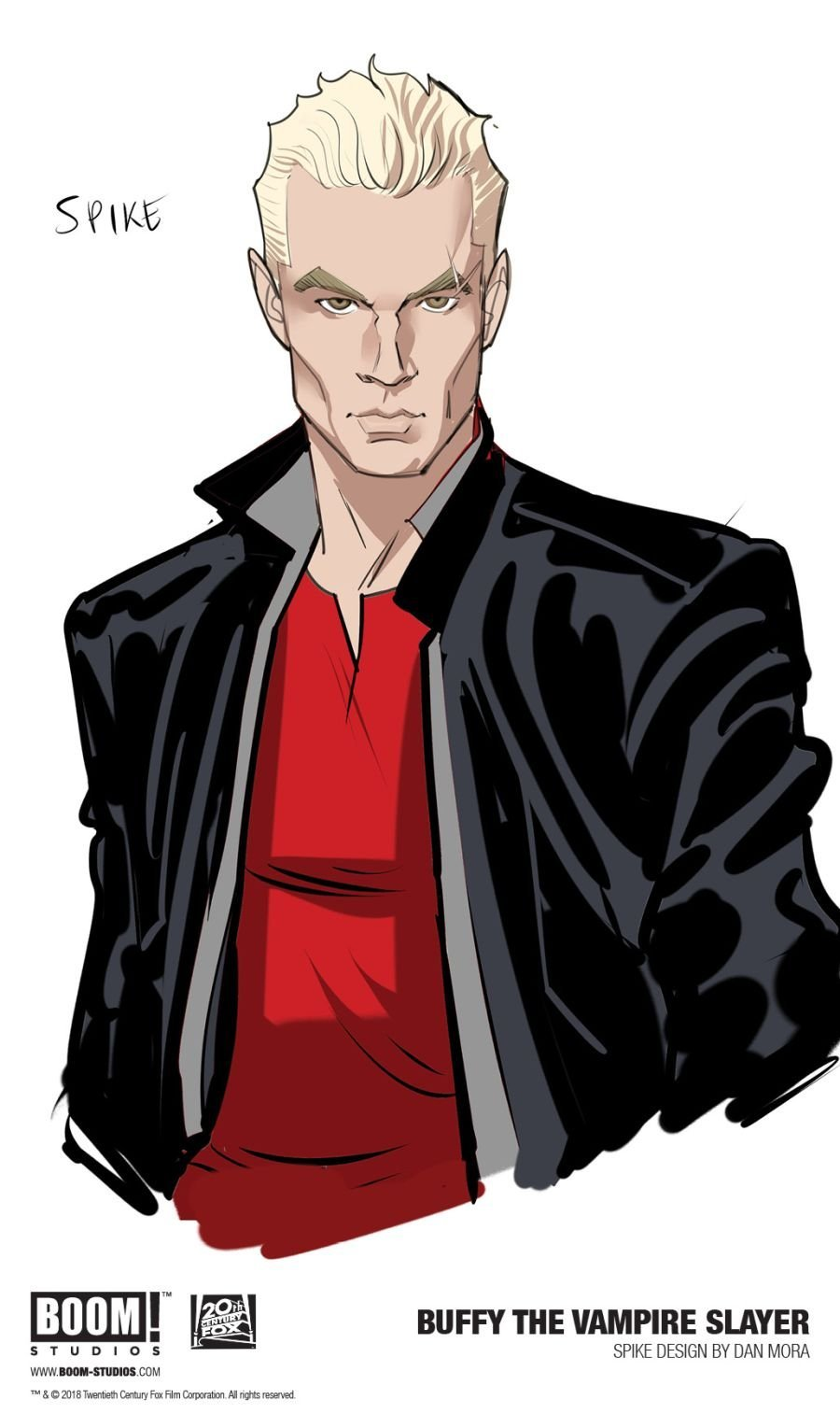 buffyvampireslayer-001-characterdesign-spike-promo-1146810