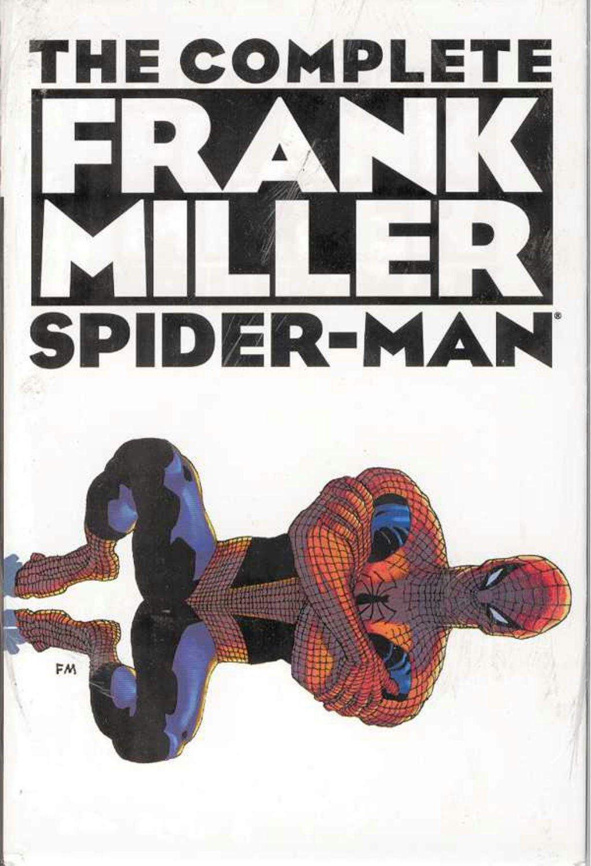 CompleteFrankMillerSpiderMan