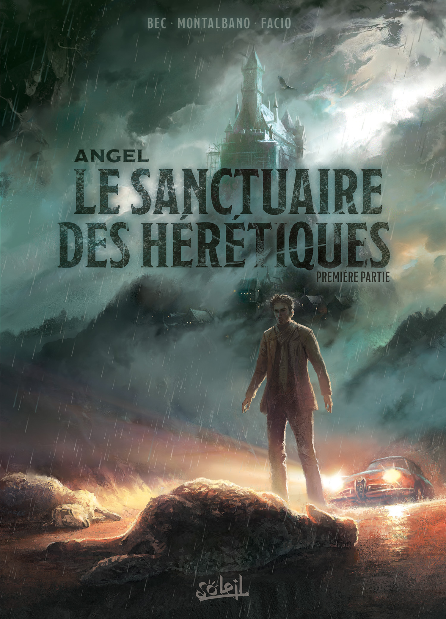 Angel-LeSanctuaireDesHeretiquesT1