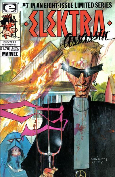 elektra-assassin-comics-7-issues-221822